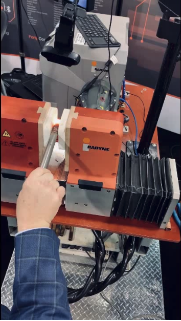 FABTECH 2019 - Induction Heating