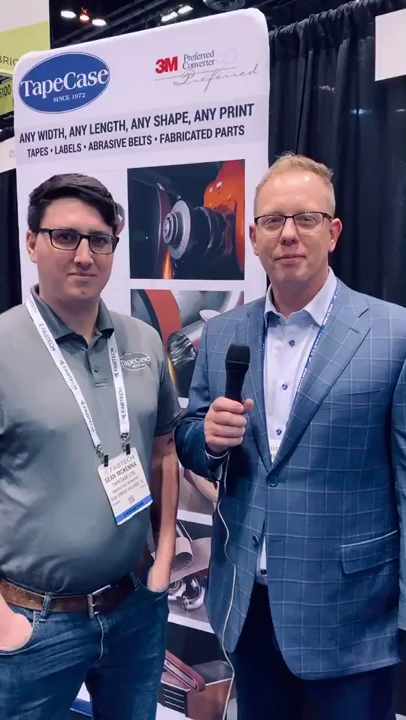 Fabtech - Chicago - Discussion With TapeCase