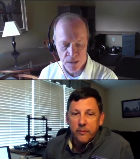 SCN - Dale Glubrecht interview with Executive Director Gene Brady
